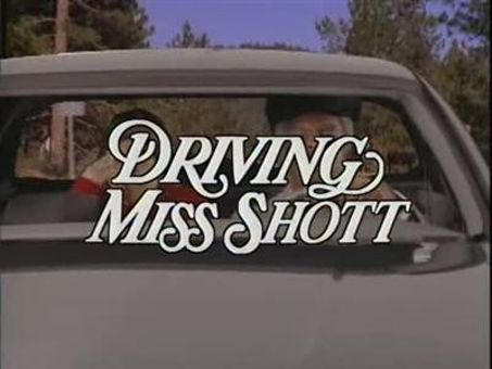 In Living Color : Driving Miss Shott