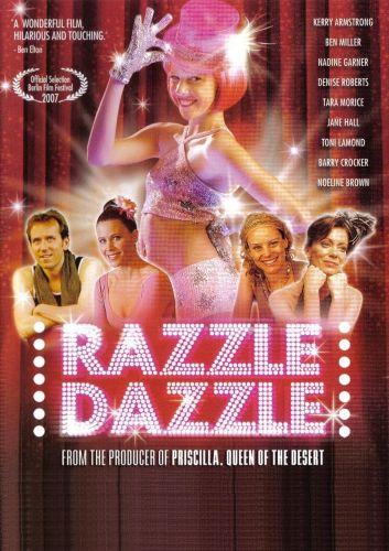 Razzle Dazzle---A Journey Into Dance