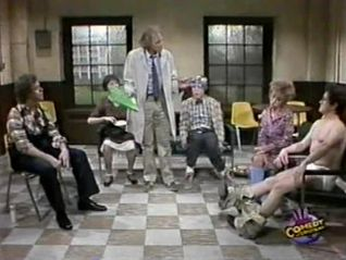 Saturday Night Live: Bruce Dern [2]