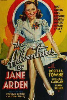 Adventures of Jane Arden
