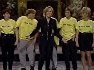 Saturday Night Live: Catherine O'Hara [1]