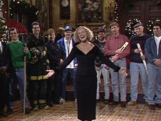 Saturday Night Live: Glenn Close [2]