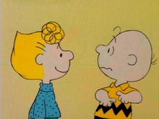 The Charlie Brown and Snoopy Show: Sally's Sweet Babboo