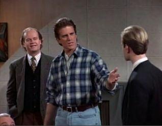 Frasier: The Show Where Sam Shows Up