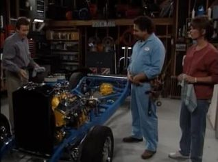 Home Improvement: Birth of a Hot Rod