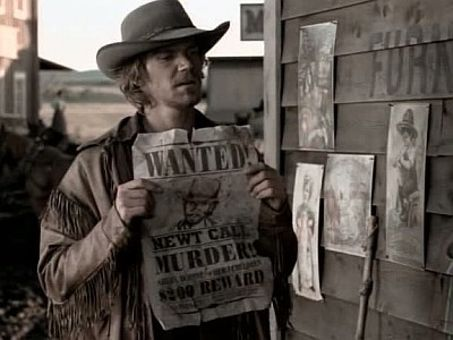 Lonesome Dove: The Outlaw Years : Thicker than Water