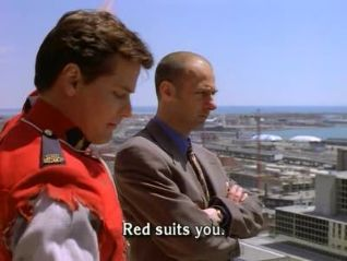 Due South: Red, White or Blue