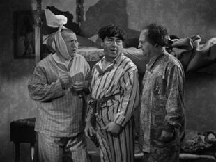 The Three Stooges : I Can Hardly Wait