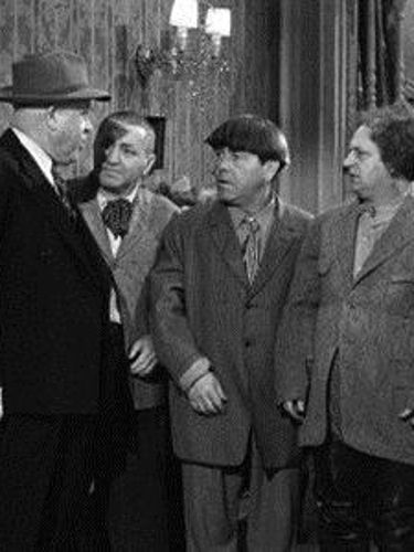 The Three Stooges : If a Body Meets a Body
