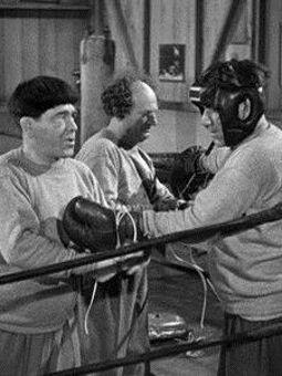 The Three Stooges : Fright Night