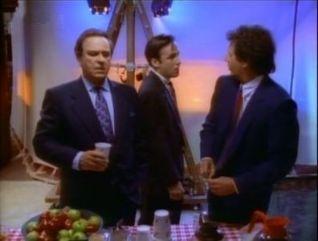The Larry Sanders Show: Larry's Agent