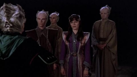 Babylon 5 : Moments of Transition