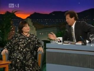 The Larry Sanders Show: Roseanne's Return
