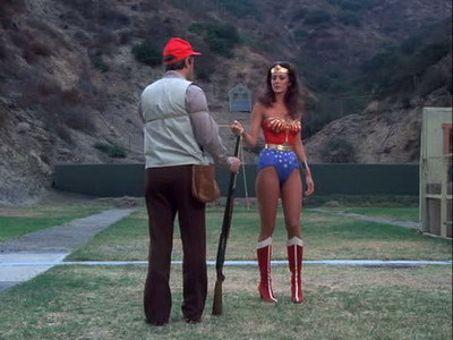 Wonder Woman : Gault's Brain