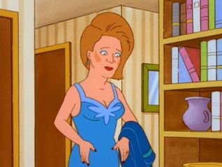 King of the Hill: Peggy's Pageant Fever