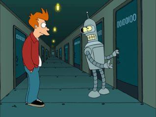 Futurama: I, Roommate