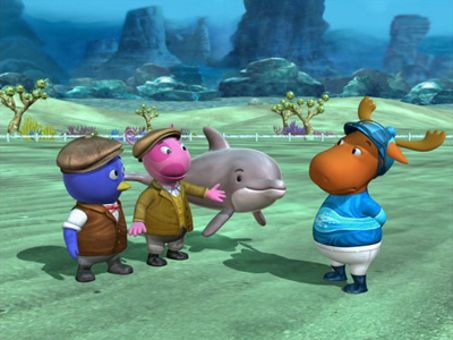 The Backyardigans : Ranch Hands From Outer Space