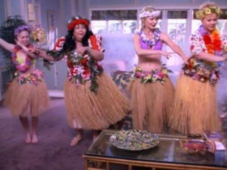 Sabrina, the Teenage Witch : The Good, the Bad and the Luau