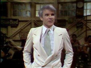 Saturday Night Live: Steve Martin [3]