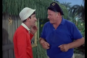 Gilligan's Island: Up at Bat