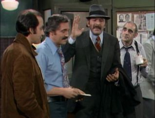 Barney Miller: The Guest
