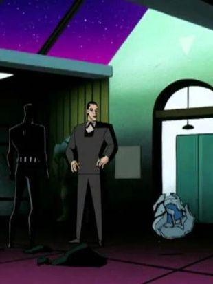 Batman Beyond : Sentries of the Last Cosmos