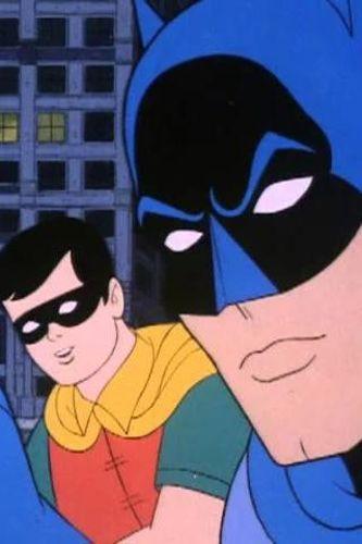 The New Adventures of Batman : Bite-Sized
