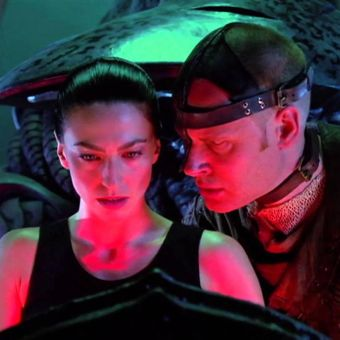 Farscape : Self-Inflicted Wounds: Coulda, Woulda, Shoulda