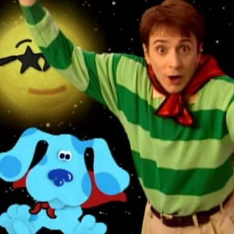 Blue's Clues : What Experiment Does Blue Want to Try?