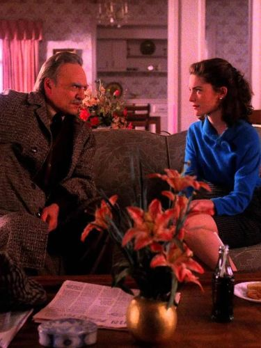 Twin Peaks : Wounds and Scars