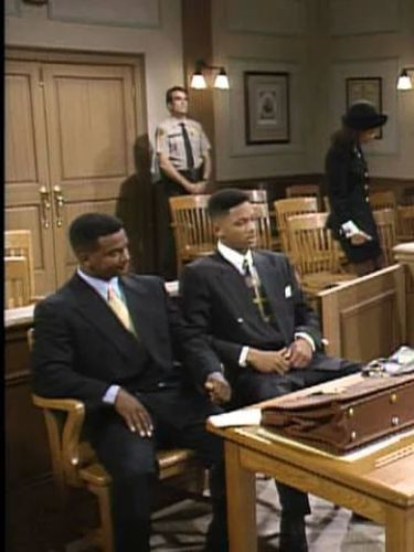 The Fresh Prince of Bel-Air : Will Goes a Courtin'