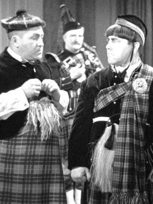 The Three Stooges : Pardon My Scotch