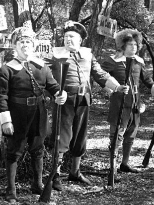 The Three Stooges : Back to the Woods