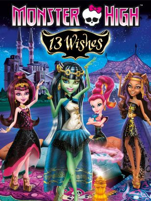 Filme Von Monster High