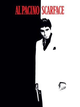 a recommendation for the movie scarface The godfather vs scarface (selfmovies) submitted 2 years ago by bzcinemaaddicts next week for the cinema showdown, my podcast will be discussing the two films.