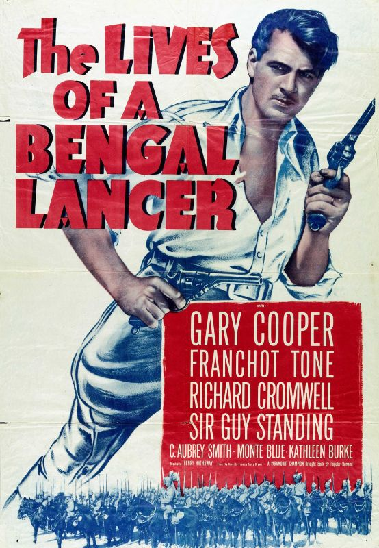 The Lives of a Bengal Lancer