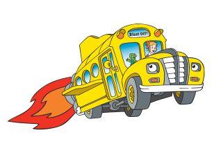 The Magic School Bus [Animated TV Series]