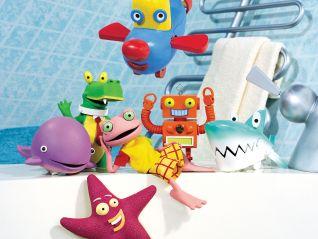 Rubbadubbers [Animated TV Series]