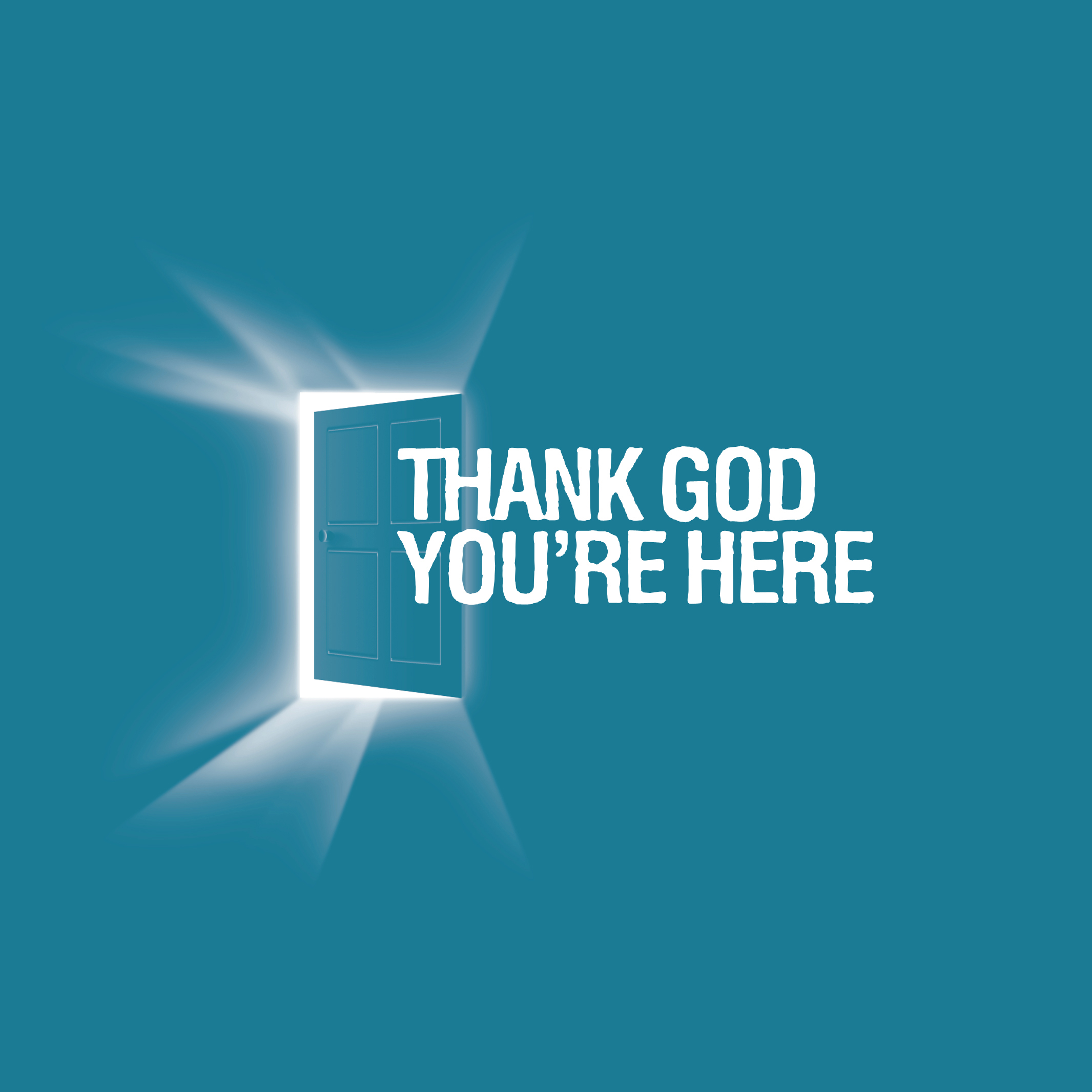 Thank God You're Here [TV Series]