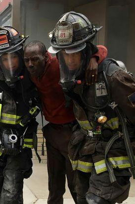 Chicago Fire: Arrest in Transit