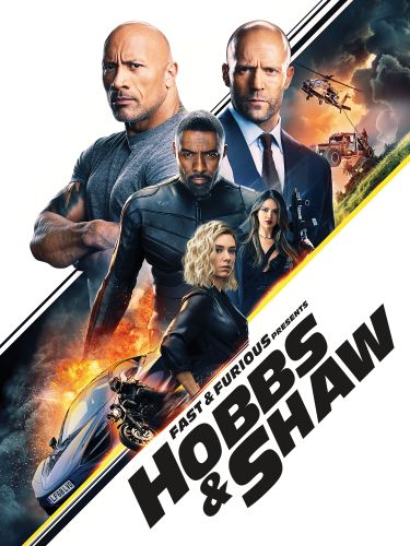 Fast & Furious presents: Hobbs & Shaw