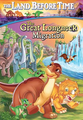 The Land Before Time: The Great Longneck Migration