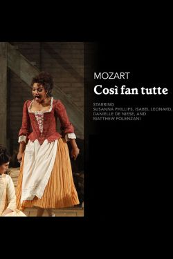 Così fan Tutte (The Metropolitan Opera)