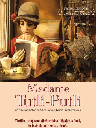 Madame Tutli Putli
