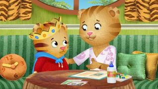 Daniel Tiger's Neighborhood: Daniel Gets Frustrated