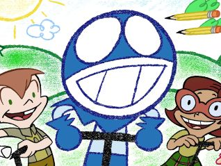 Chalk Zone [Animated Series]