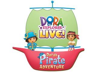 Dora the Explorer: Dora's Pirate Adventure