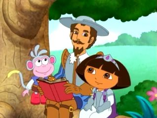 Dora the Explorer: Dora's Knighthood Adventure