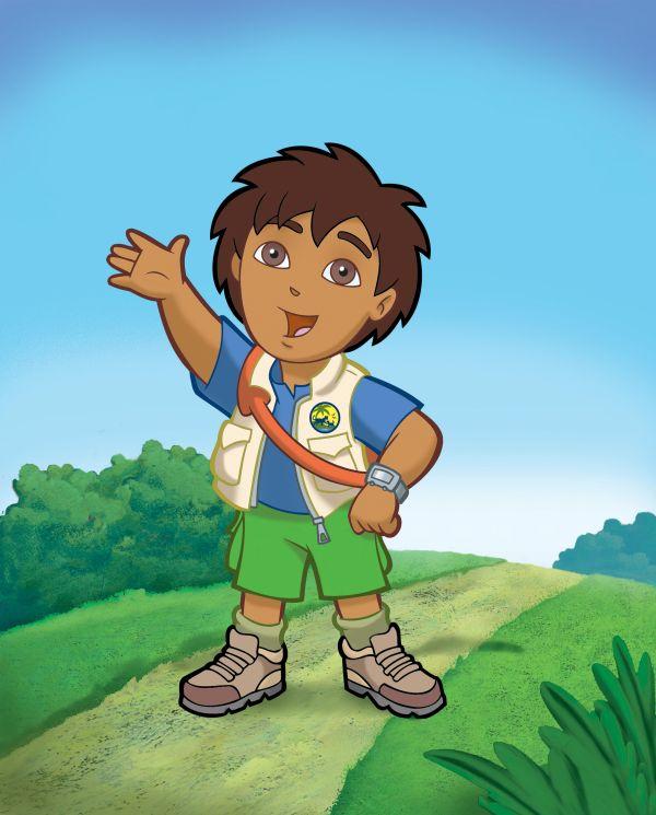 Cartoons Go Diego Go: Go Diego Go! [Animated TV Series] (2005) -