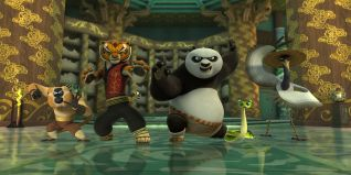 Kung Fu Panda: Legends of Awesomeness [Animated TV Series]